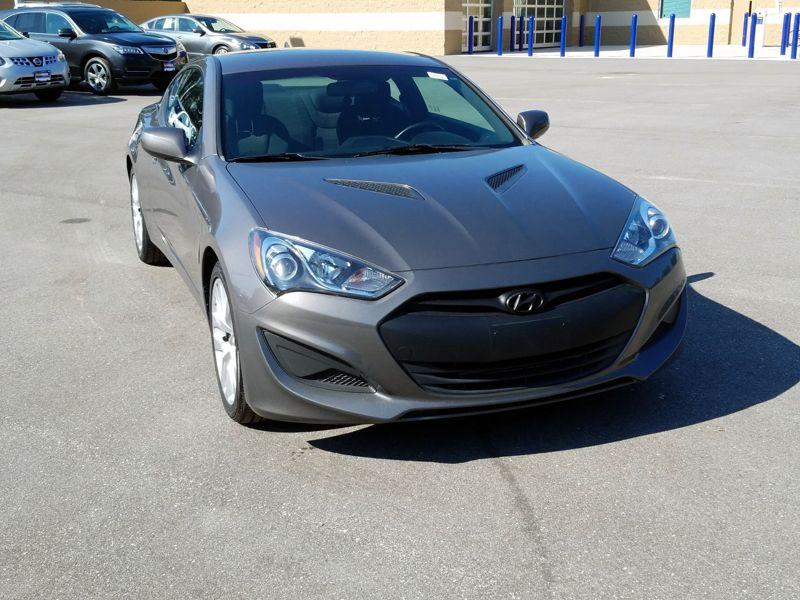 Gray2013 Hyundai Genesis