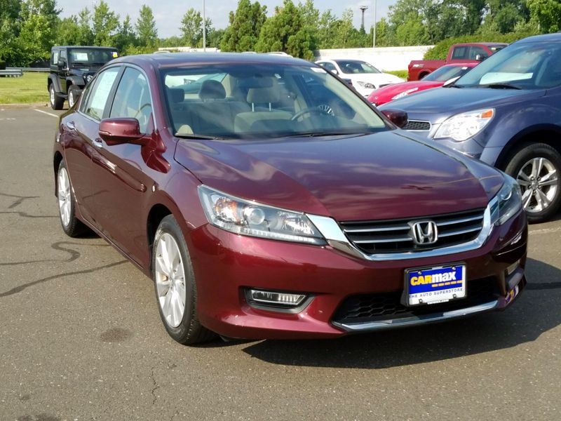 Red2013 Honda Accord EX