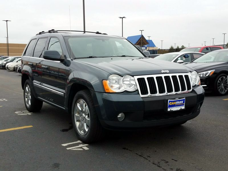 Blue2008 Jeep Grand Cherokee Limited