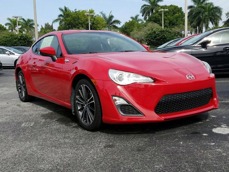Red2013 Scion FR-S