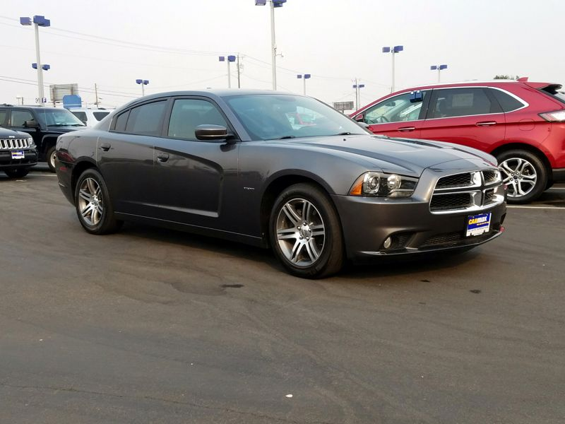 Gray2014 Dodge Charger R/T