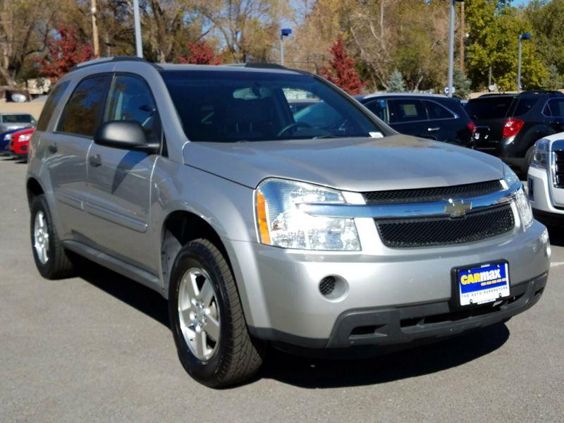 Silver2008 Chevrolet Equinox LS