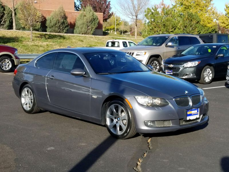 Gray2008 BMW 335 XI