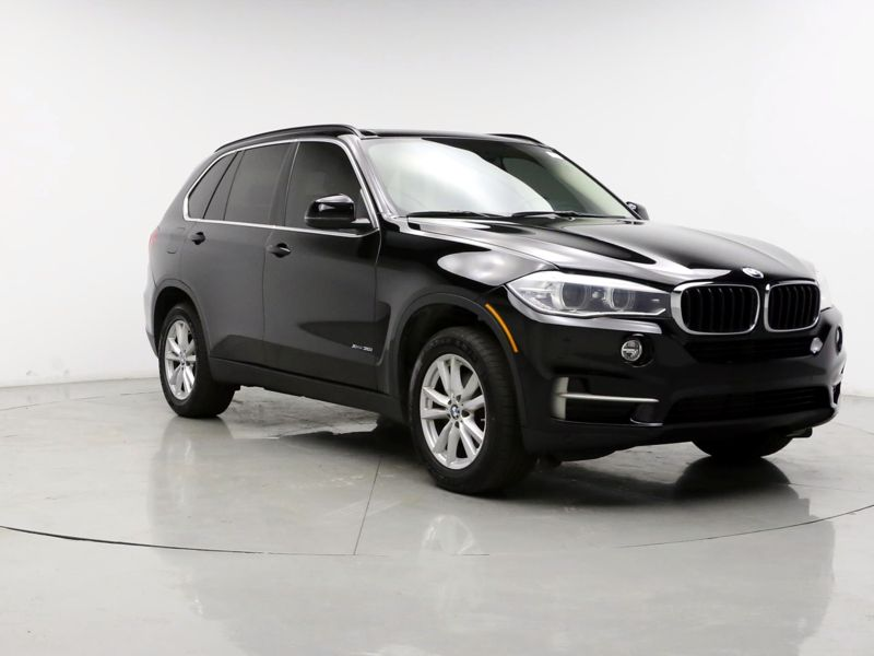 Black2014 BMW X5 XDrive35i