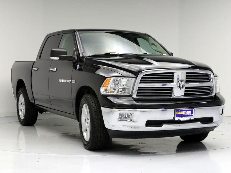 Black2011 Dodge Ram 1500 SLT
