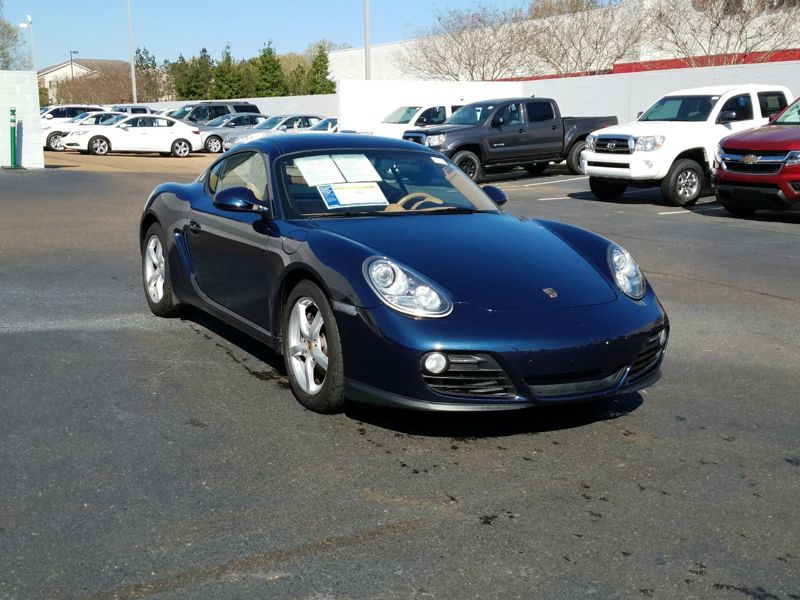 Blue 2011 Porsche Cayman For Sale in Columbus, OH