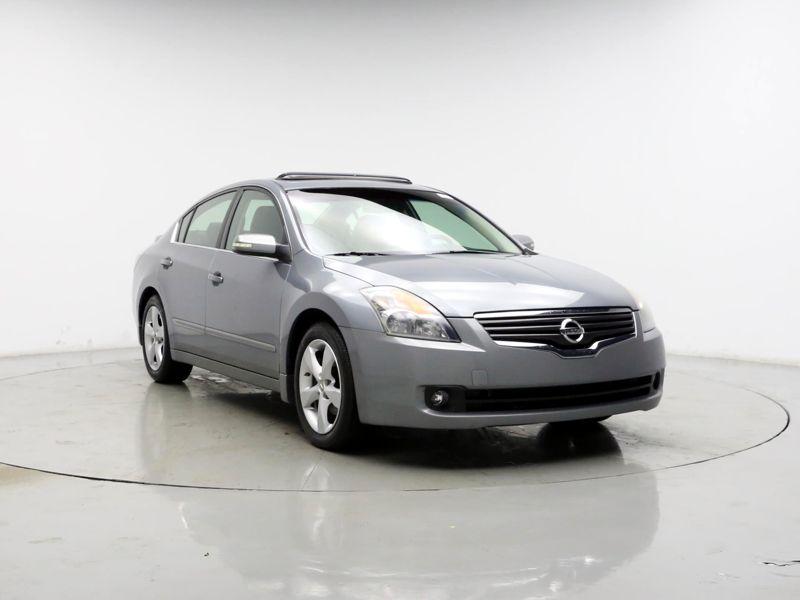 Gray2009 Nissan Altima SE