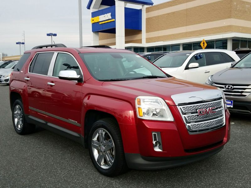 Red2013 GMC Terrain SLT