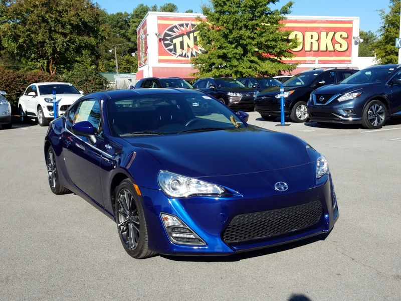 Blue2016 Scion FR-S