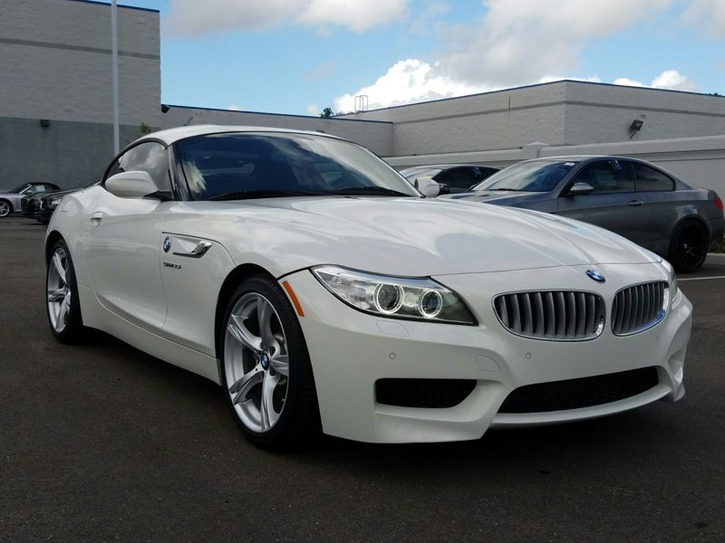 White2015 BMW Z4 SDrive35i