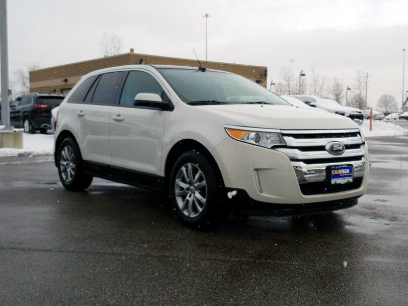 White2013 Ford Edge SEL