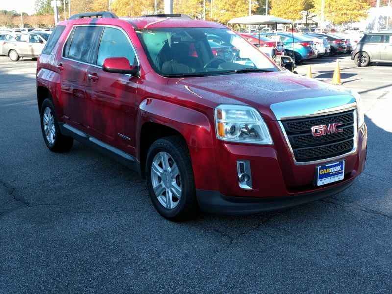 Red2014 GMC Terrain SLE