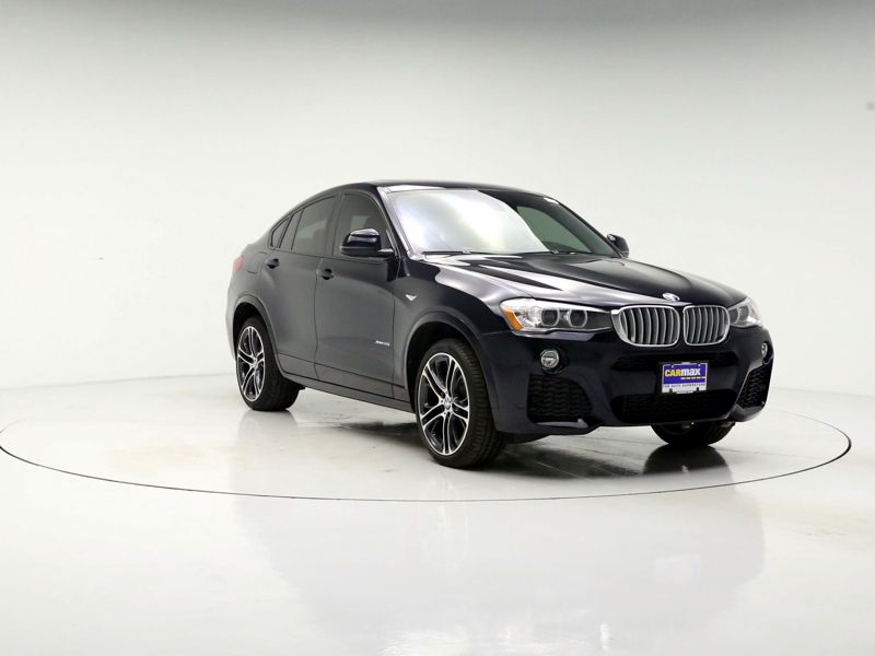 Black2017 BMW X4 XDrive28i