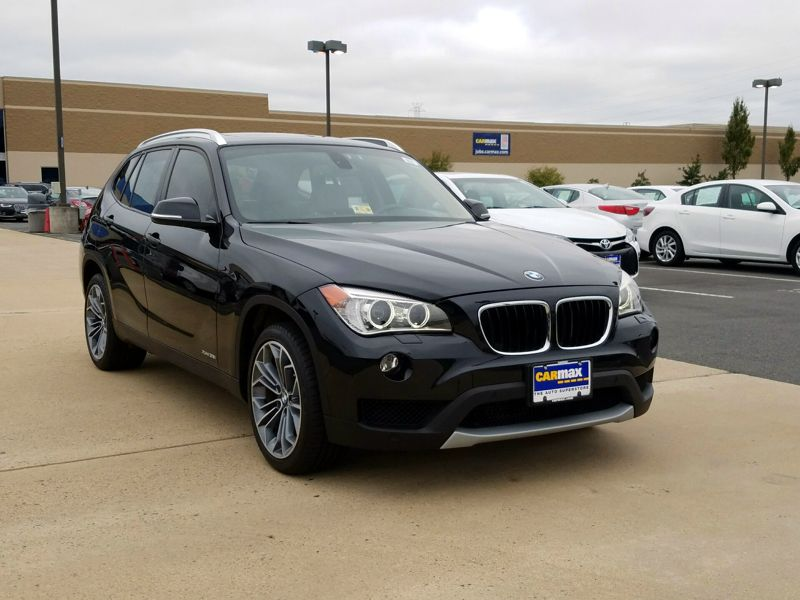 Black2014 BMW X1 XDrive35i