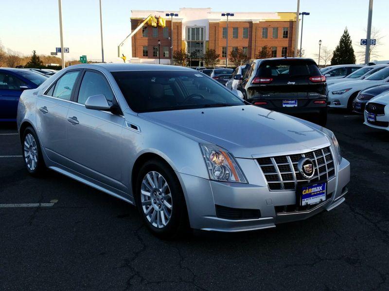 Silver2012 Cadillac CTS