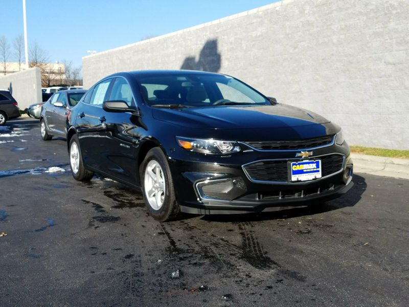 Black2016 Chevrolet Malibu LS