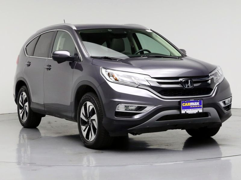 Gray2015 Honda CR-V Touring