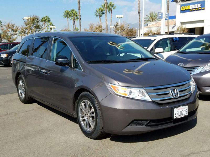 Gray2013 Honda Odyssey EX-L