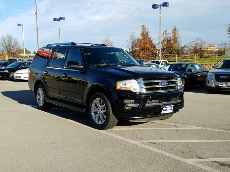 Black2017 Ford Expedition Limited
