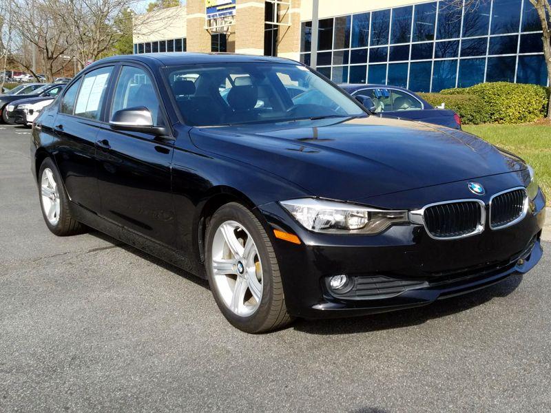 Black2014 BMW 320 I