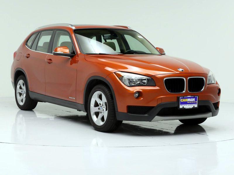 Orange2014 BMW X1 SDrive28i