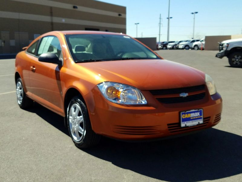Orange2007 Chevrolet Cobalt LS