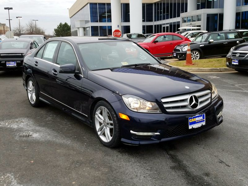 Blue2013 Mercedes-Benz C300 Sport