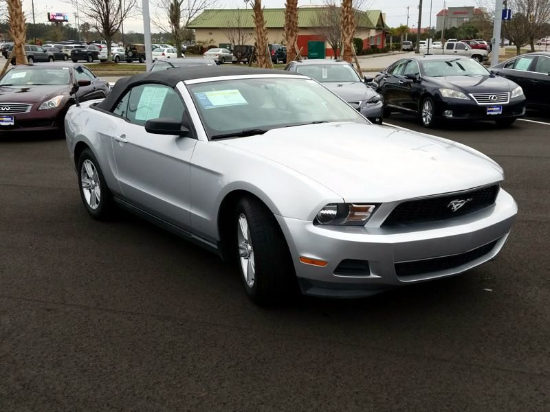 Silver2012 Ford Mustang