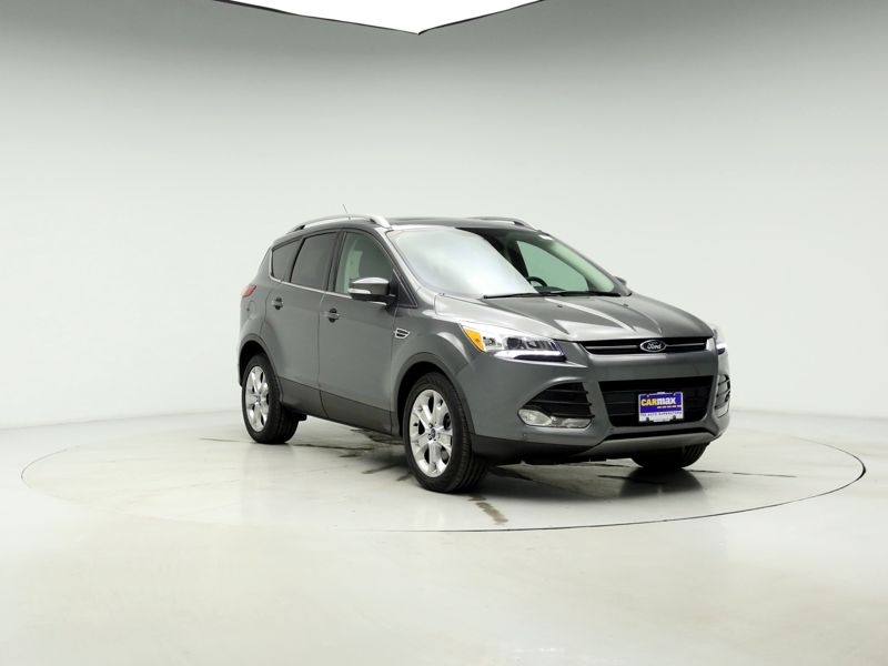 Gray2014 Ford Escape Titanium