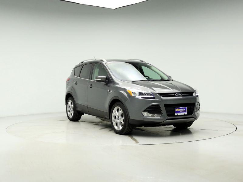 Gray2014 Ford Escape Titanium
