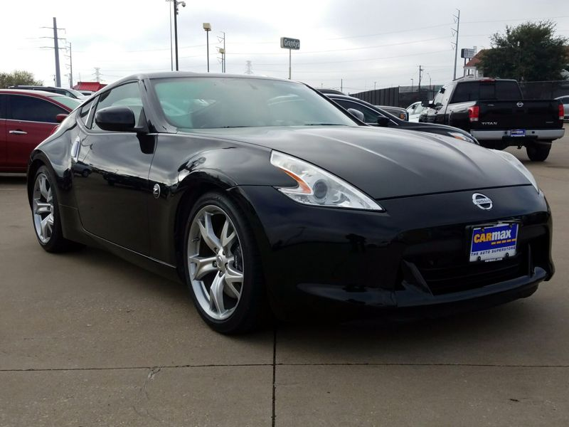 Black2010 Nissan 370Z Touring