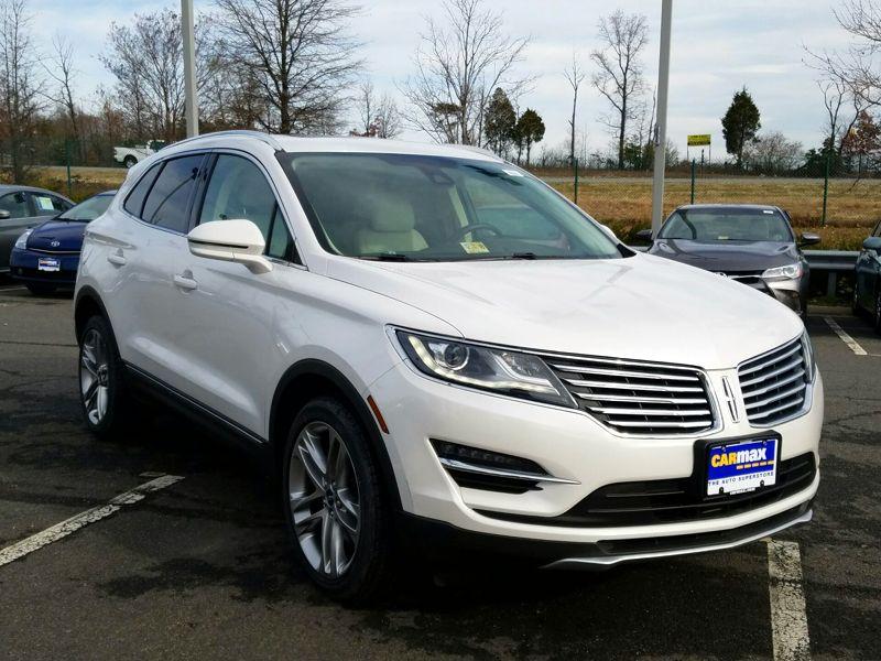 White2015 Lincoln MKC
