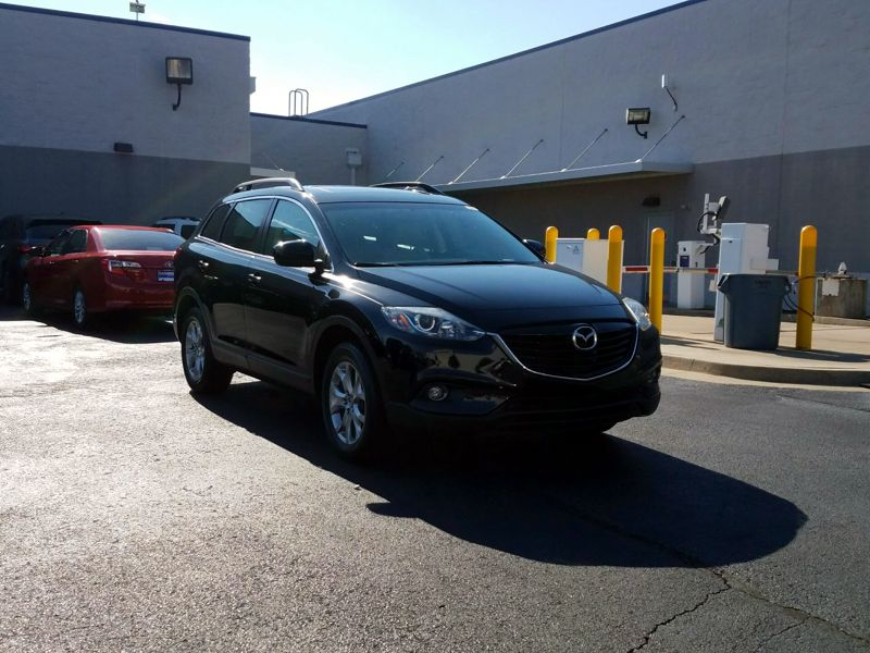 Black2014 Mazda CX-9 Touring
