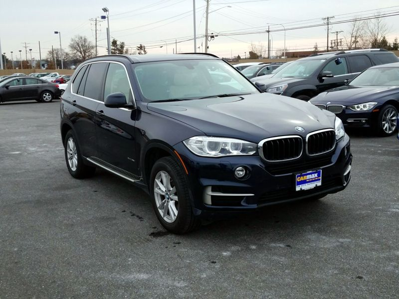 Blue2015 BMW X5 XDrive35i