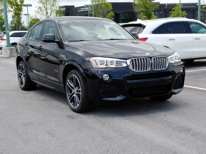 Black2016 BMW X4 XDrive35i