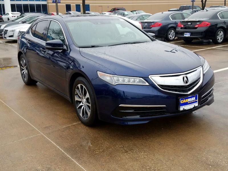 Blue2017 Acura TLX