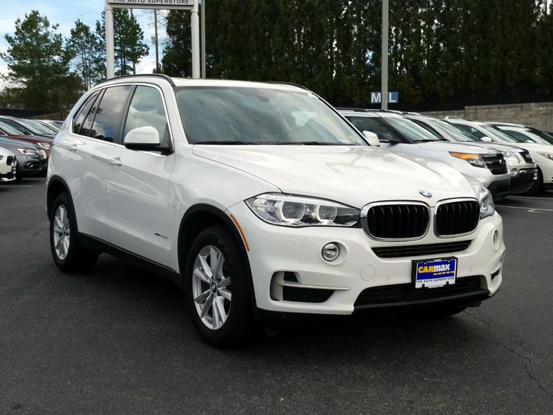 White 2015 BMW X5 XDrive35D For Sale in Augusta, GA