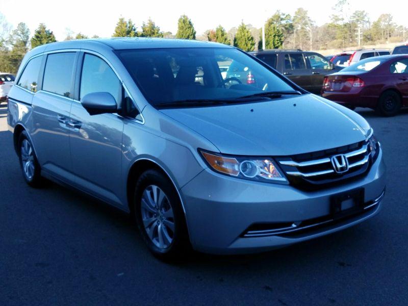 Silver2015 Honda Odyssey EX-L