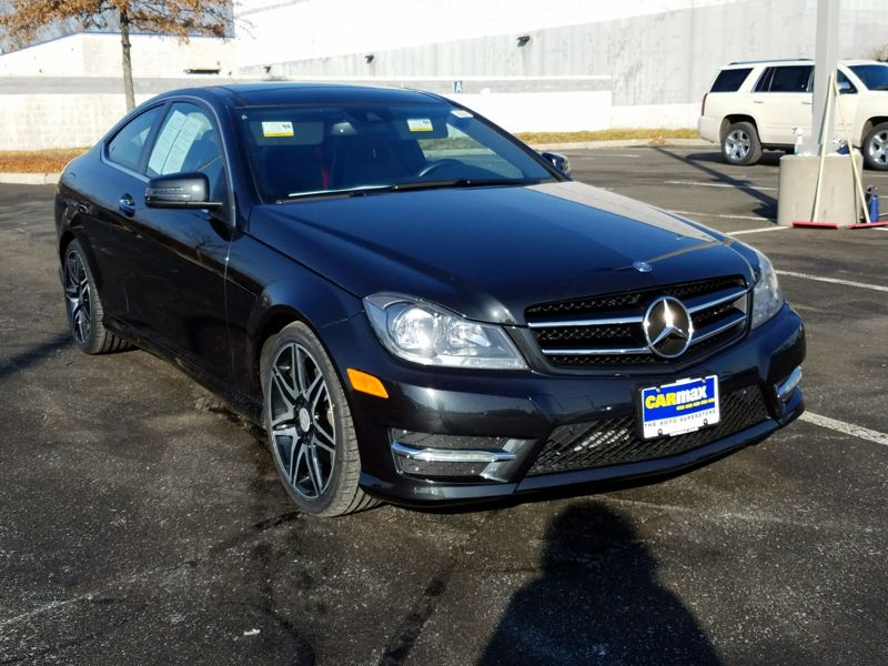 Black2014 Mercedes-Benz C350