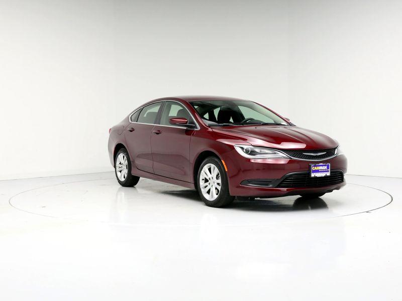 Red2016 Chrysler 200 LX