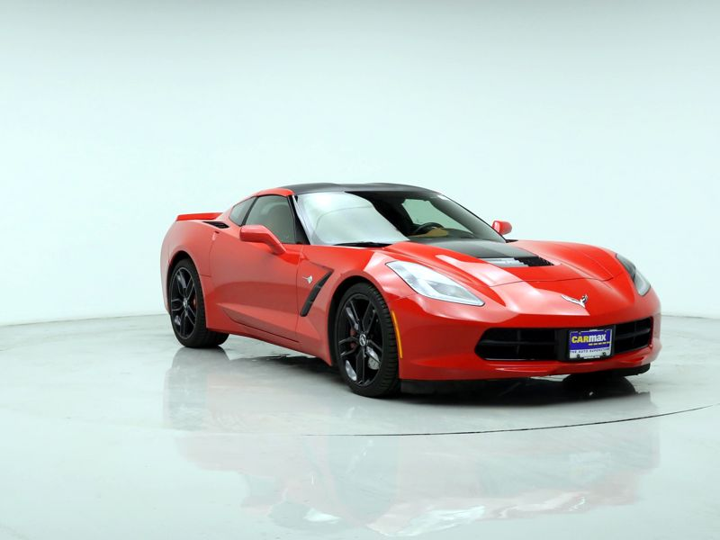 Red2014 Chevrolet Corvette Stingray Z51