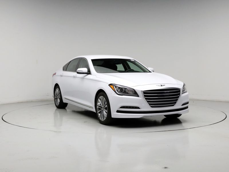 White 2017 Genesis G80 For Sale in Memphis, TN