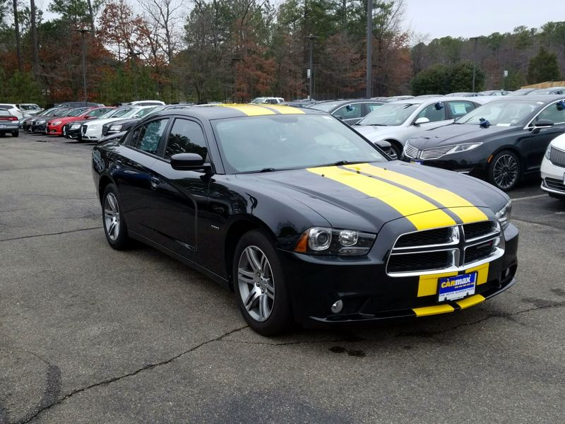 Black2013 Dodge Charger R/T