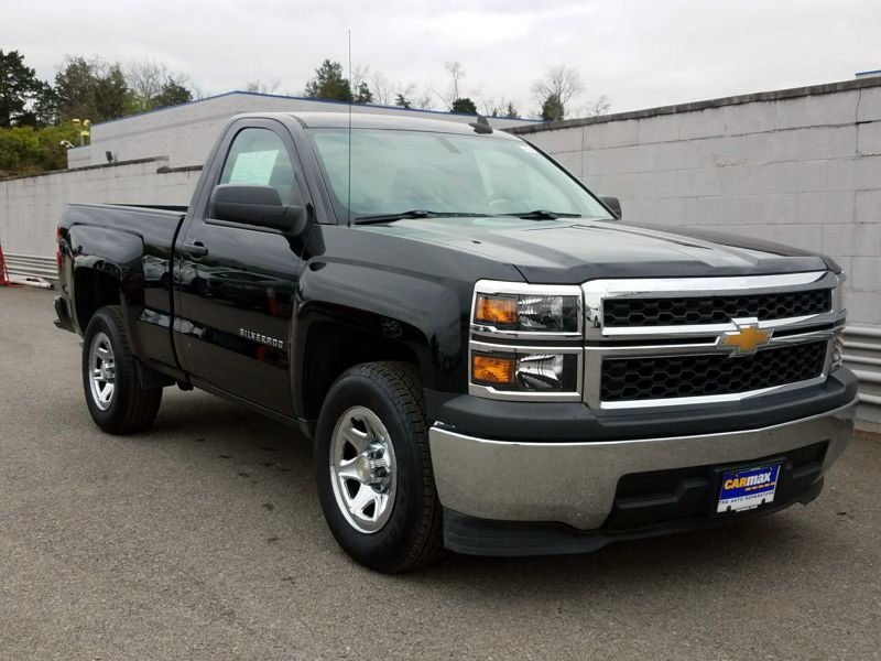 Black 2015 Chevrolet Silverado 1500 LS For Sale in Knoxville, TN