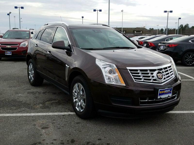 Brown2015 Cadillac SRX Luxury