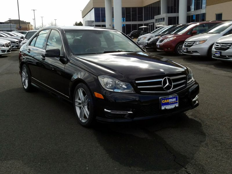 Black2014 Mercedes-Benz C250 Sport
