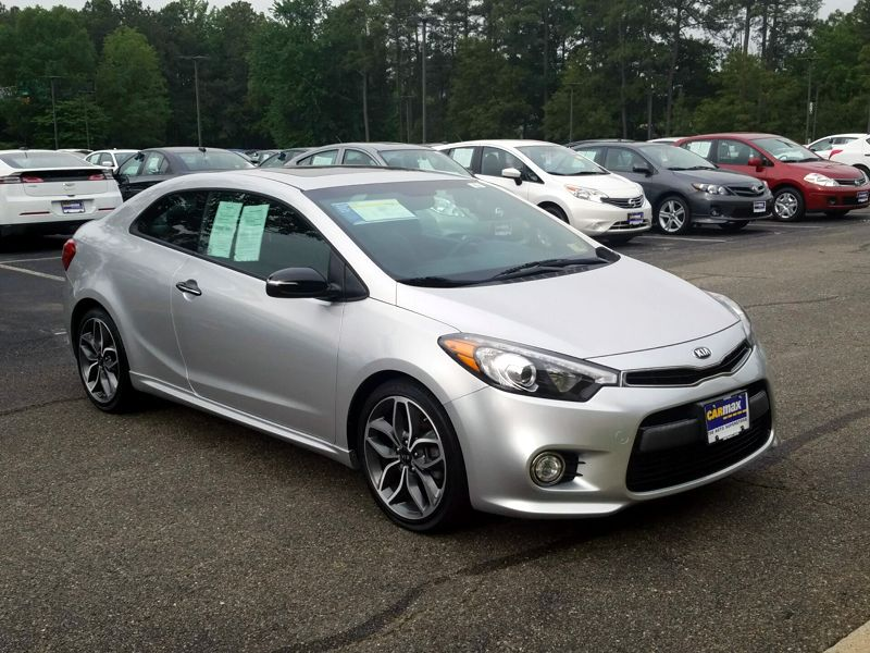 Silver 2015 Kia Forte SX For Sale in Woodbridge, VA