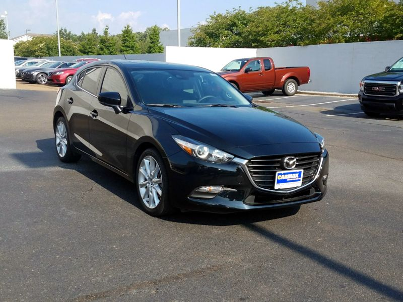 Black 2017 Mazda Mazda3 Touring For Sale in Jackson, MS
