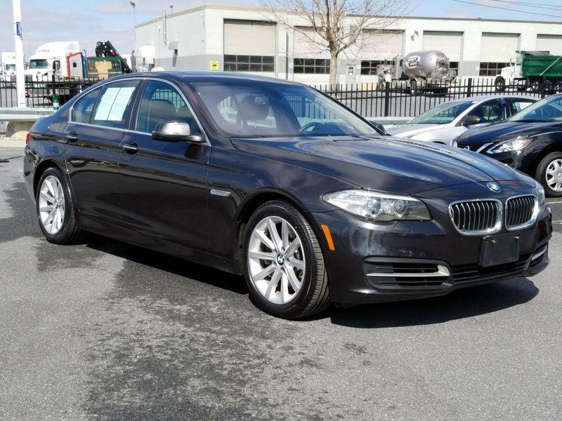 Gray2014 BMW 535 dxi