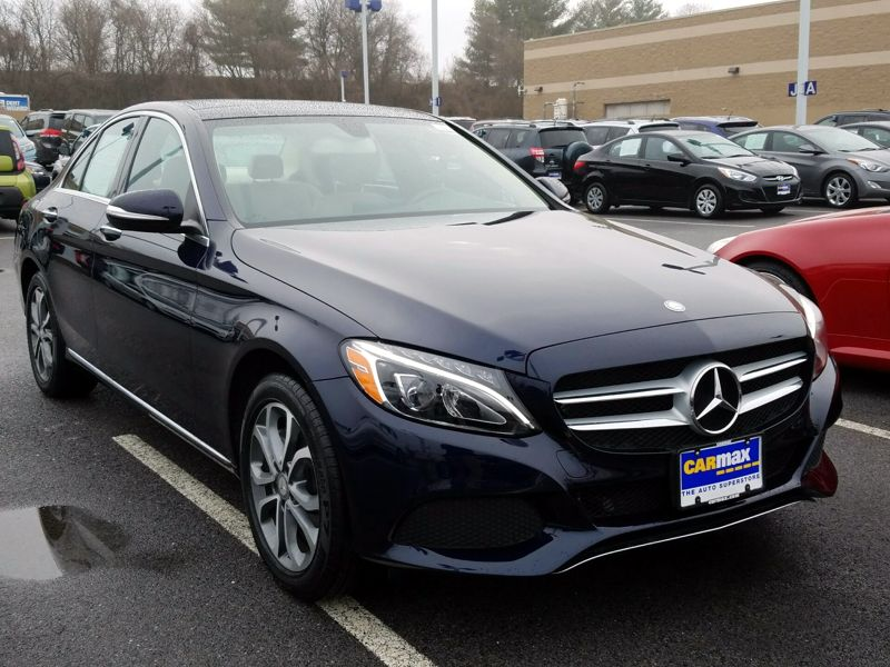 Blue2015 Mercedes-Benz C300